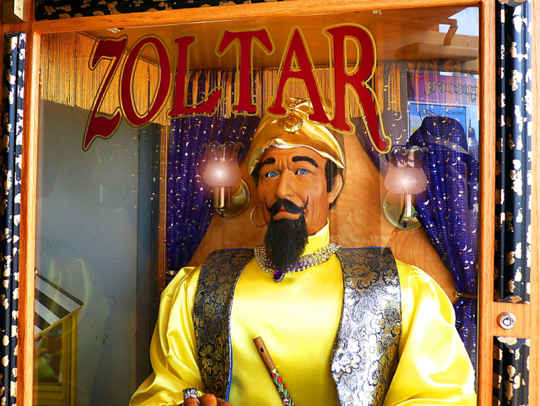 Zoltar - Greg Lilly - Flickr