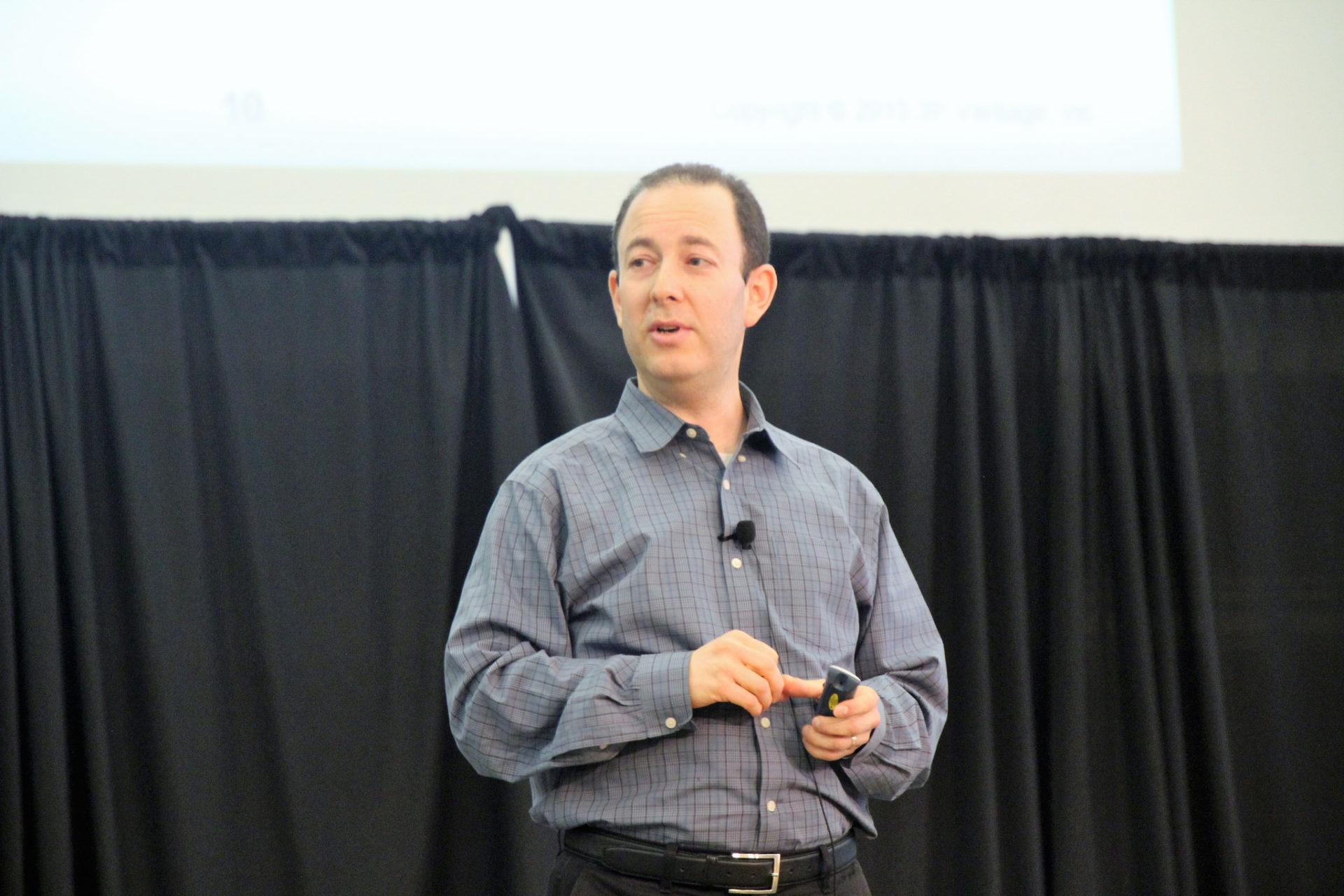 Gil Broza - Author of The Agile Mindset